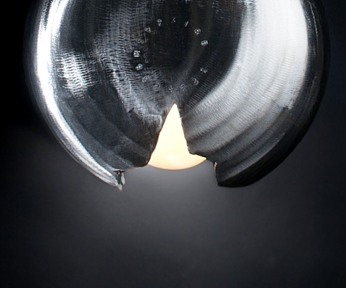 UOVO Lamp design Daniela Boni.