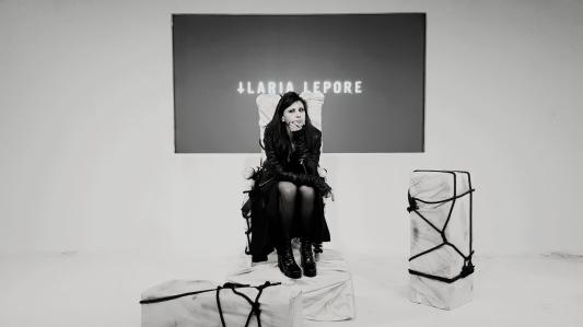 Daniela Boni set design for Ilaria Lepore _ London fashion week AW18_